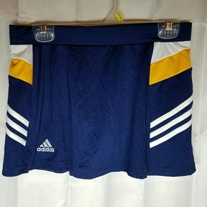 Adidas sport skirt with built in shorts